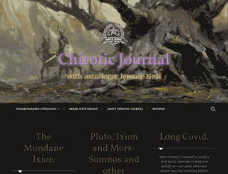 chirotic.wordpress.com screenshot