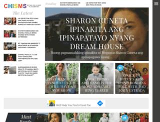chisms.net screenshot