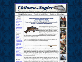 chitown-angler.com screenshot