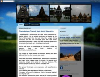 chitra-mypilgrimage.blogspot.com screenshot