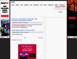 chkvl.blogspot.com screenshot