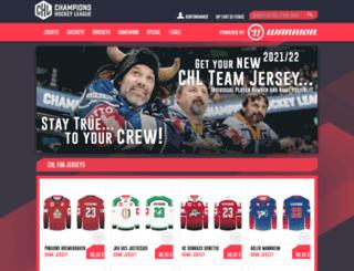 chl-shop.com screenshot