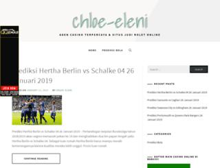 chloe-eleni.com screenshot