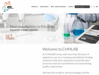 chmlab.com screenshot