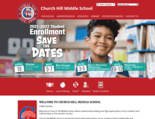 chms.comalisd.org screenshot