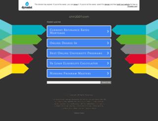 chn2007.com screenshot