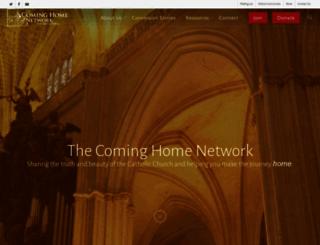 chnetwork.org screenshot