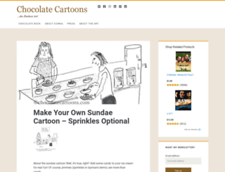 chocolatecartoons.com screenshot