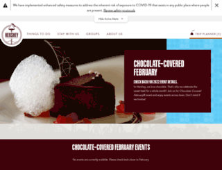chocolatecoveredfebruary.com screenshot