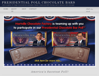 chocolatepoll.com screenshot