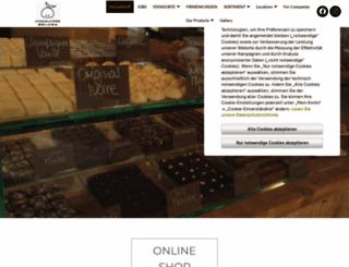 chocolateriebeluga.de screenshot