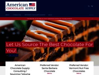 chocoley.com screenshot