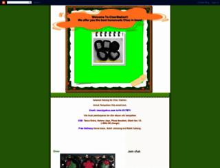 chocstation.blogspot.com screenshot
