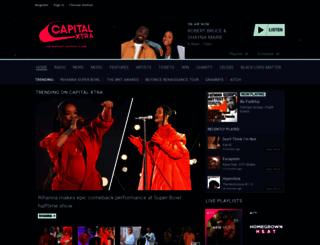 choice-fm.co.uk screenshot