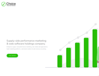 choiceinternetbrands.com screenshot