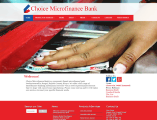choicemfb.com screenshot