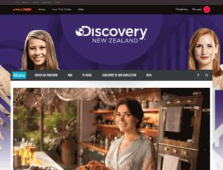 choicetv.co.nz screenshot