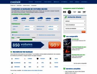 choisir-sa-voiture.com screenshot