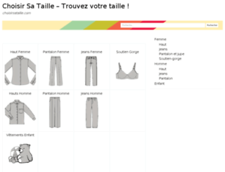 choisirsataille.com screenshot