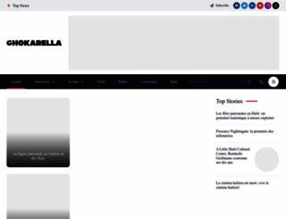 chokarella.com screenshot