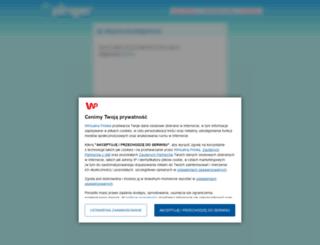 choko1.pinger.pl screenshot