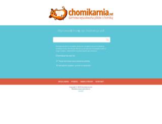 chomikarnia.net screenshot