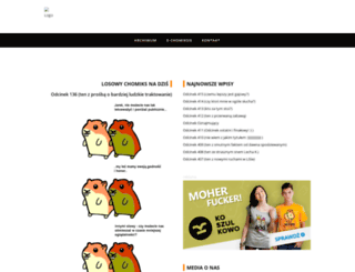 chomiks.com screenshot