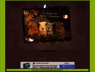chonchons.superforum.fr screenshot