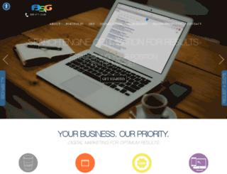 choosebsg.com screenshot