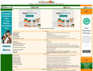 chooseindia.com screenshot