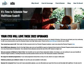 choosevsp.com screenshot