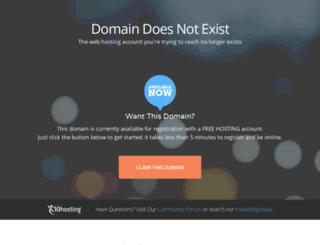 chopin.x10hosting.com screenshot