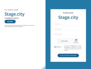 choptop.stage.city screenshot