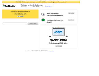 chords-lanka.com screenshot