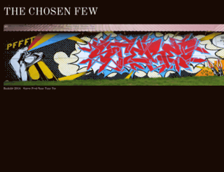 chosenfewcrew.de screenshot