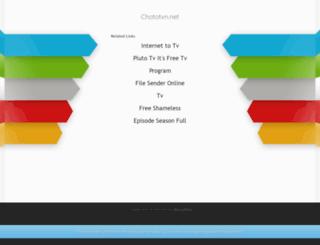 chototvn.net screenshot