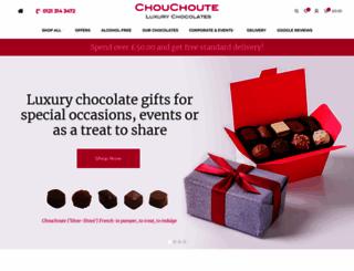 chouchoute.co.uk screenshot