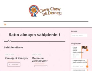 chowider.org screenshot