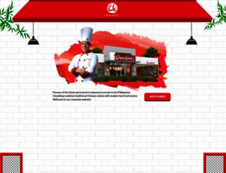 chowking.com screenshot