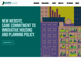 chpcny.org screenshot