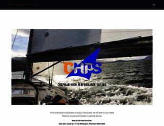 chps.com.au screenshot
