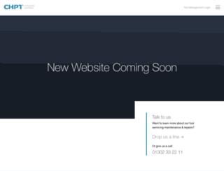 chpt.co.uk screenshot
