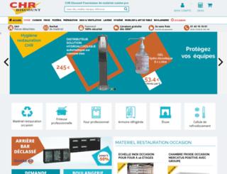 chr-discount.com screenshot
