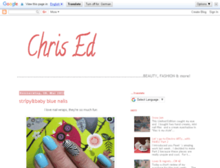 chris-ed.blogspot.it screenshot