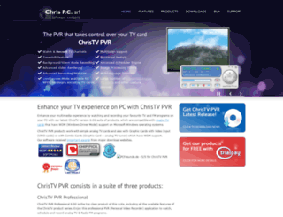 chris-tv.com screenshot