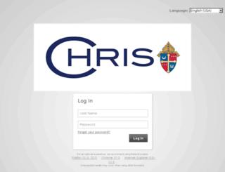 chris.adw.org screenshot