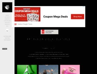 chrisbmarquez.com screenshot