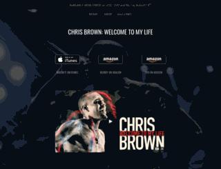 chrisbrowndocumentary.com screenshot