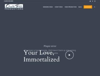 chrisfig.com screenshot