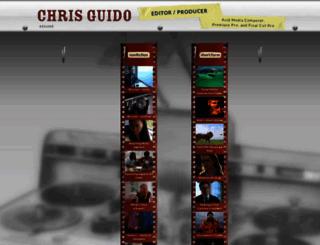 chrisguido.net screenshot